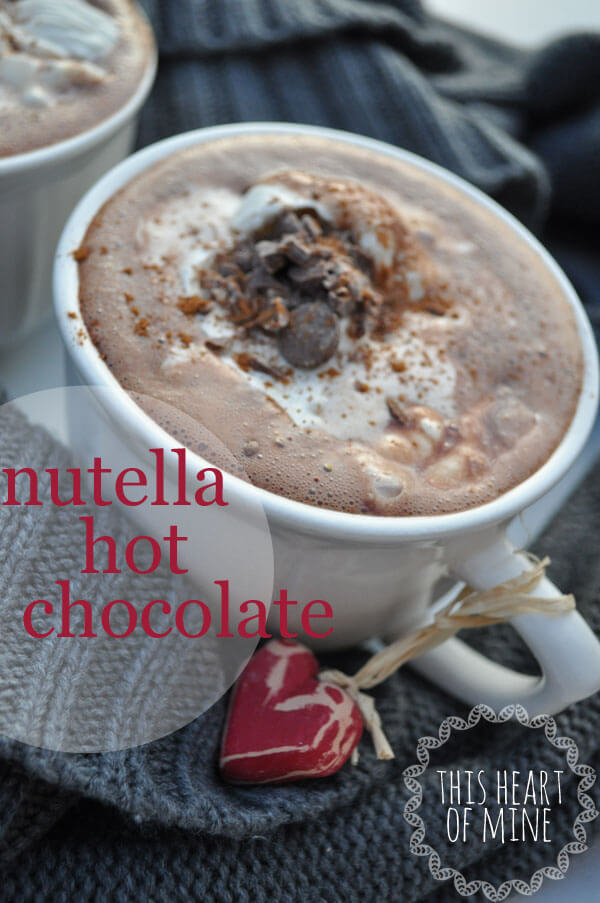 Nutella Hot Chocolate 2.1