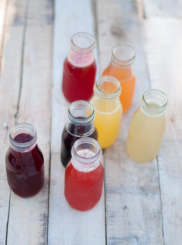 Fruit Simple Syrups | this heart of mine
