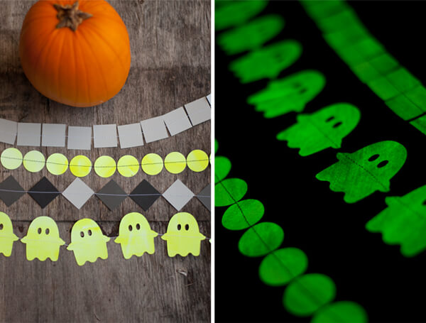 Halloween Garland | this heart of mine