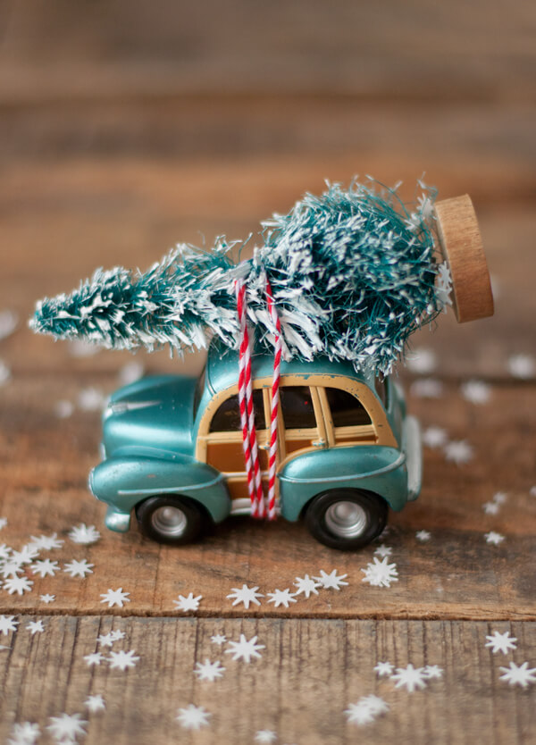 Christmas Toys Cars : Car tree ornament this heart of mine