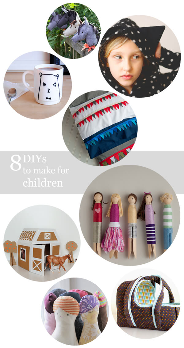 8 DIYs to Make for Children | this heart of mine
