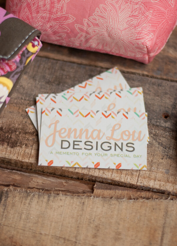 Makers: Jenna Lou Designs | this heart of mine