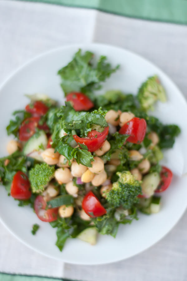 Kale Salad   this heart of mine