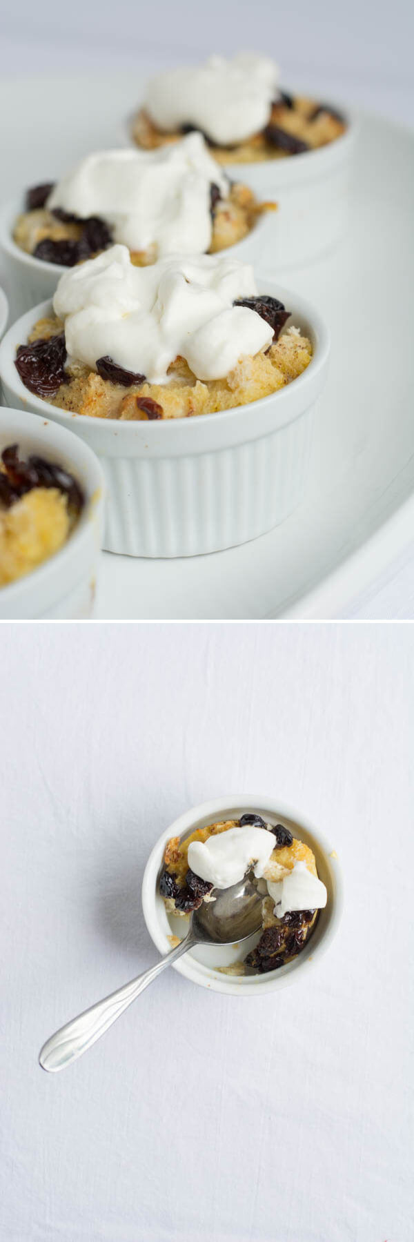 Tart Cherry Bread Pudding Recipe | this heart of mine