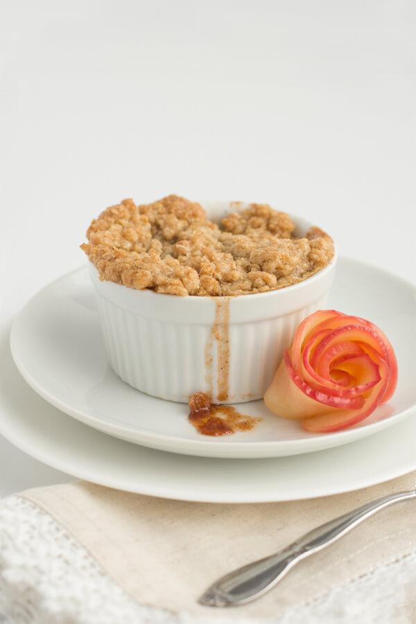 Apple Crisp Recipe - delicious! | this heart of mine
