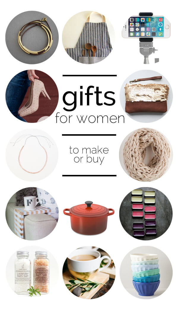 Pamper the women in your life this Christmas!!! - Gifts for Women: To Make or Buy | this heart of mine