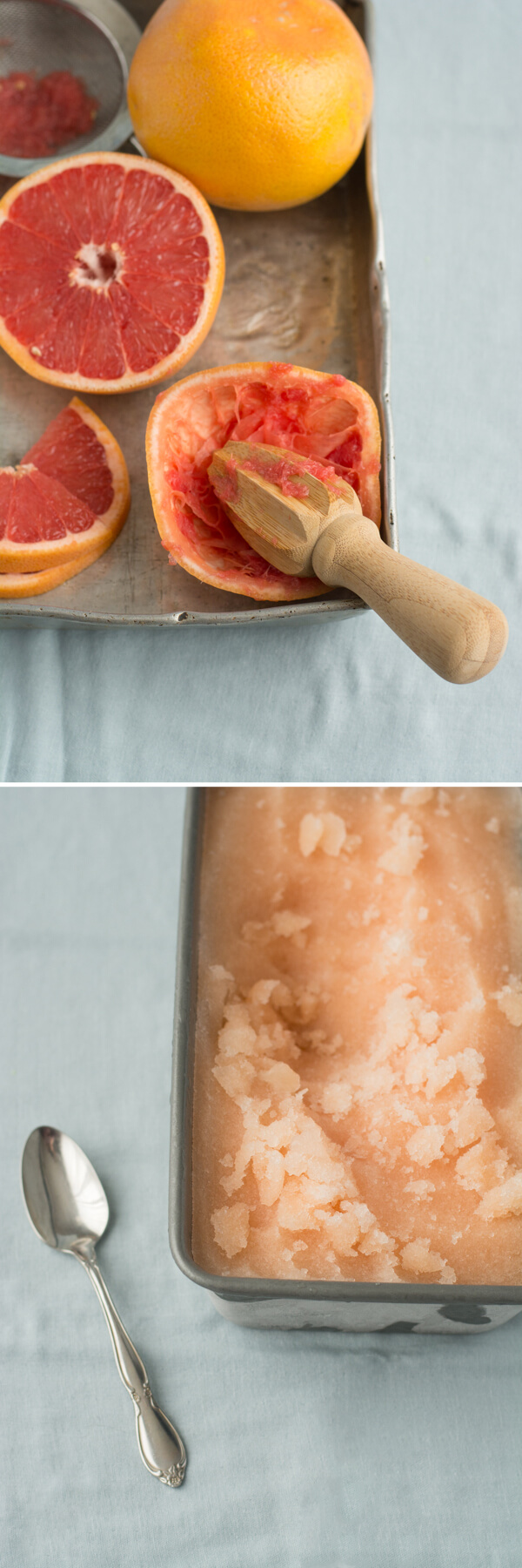 Grapefruit Sorbet | this heart of mine