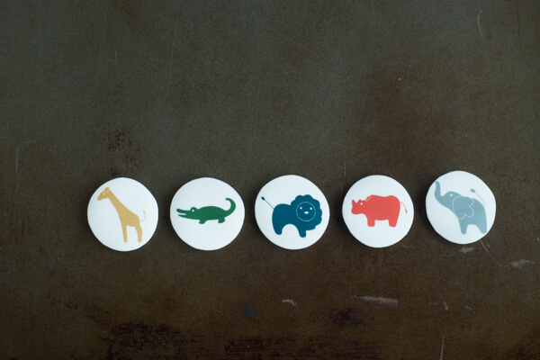 Shrinky Dink Animal Magnets with Free Printable!! | this heart of mine