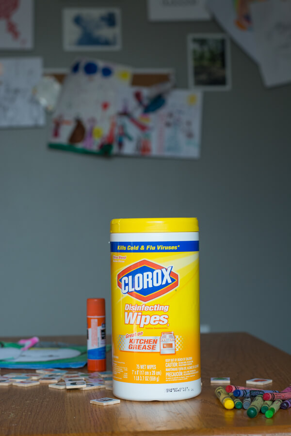 Getting Healthy for Baby with Clorox®   this heart of mine
