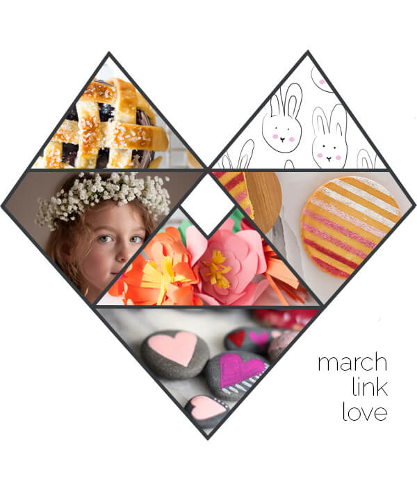 March Link Love | this heart of mine