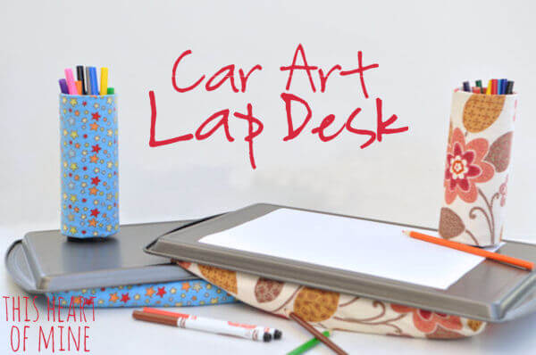 Car Art Lap Desk This Heart Of Mine