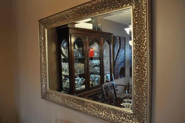 opening up your interiors with inspiring mirrors. estate sale ...