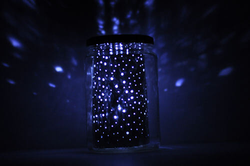 Constellation Jar With Design Mom This Heart Of Mine