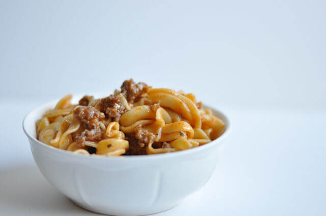 New Mama Meals: Goulash