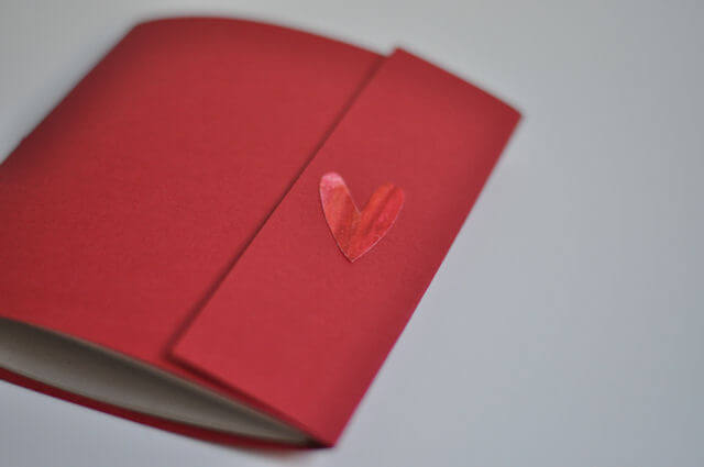 How To Make A Book Cover Out Of Wrapping Paper ~ Sew a book project for children this heart of mine