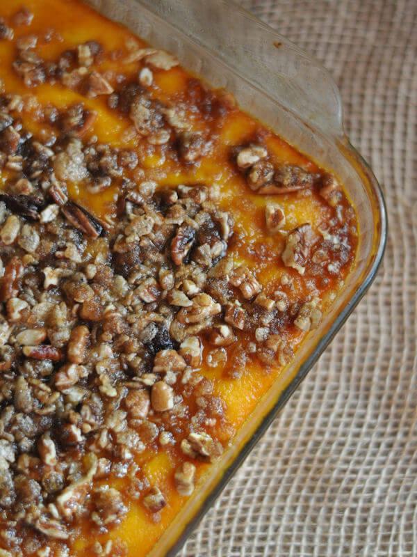 recipe: sweet butternut squash casserole [26]