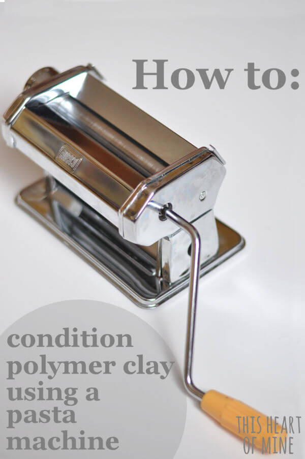 polymer clay machine