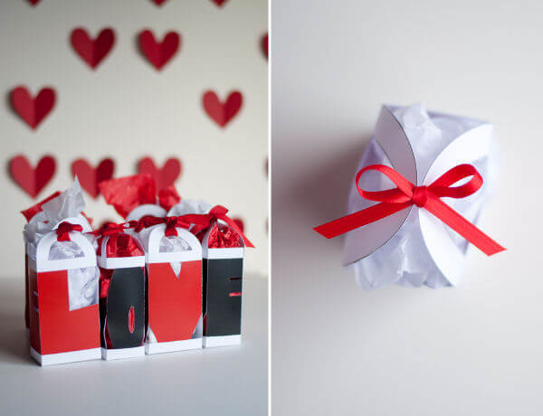 Perfect gift with design mom love valentine gift bag for A perfect valentines gift for her