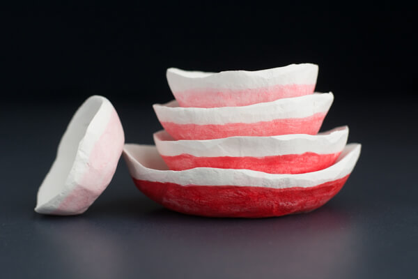 Nested Clay Bowls This Heart Of Mine