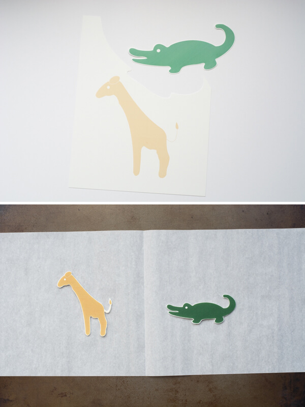 Shrinky Dink Animal Magnets • this heart of mine  Shrinking Animals