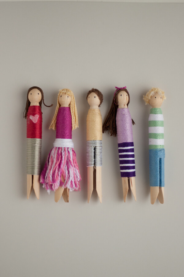 clothespin-dolls