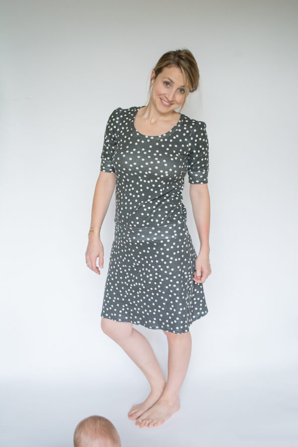 The Skippy Dress with California Dreaming Collection! | this heart of mine