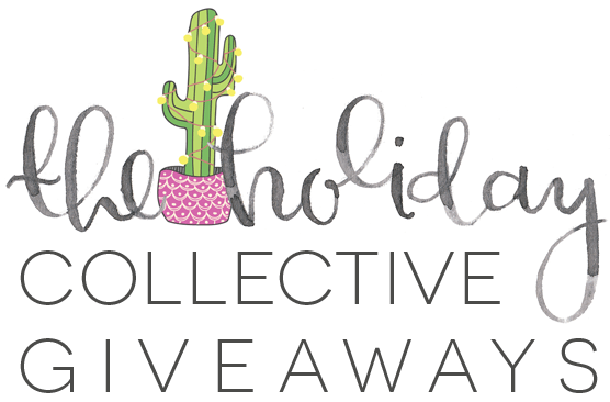 A Marathon of Giveaways with The Holiday Collective | this heart of mine